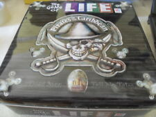The Game of Life PIRATES OF THE CARIBBEAN Collectors Tin  Board Game