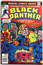 Black Panther  Vol. 1 (1977-1979)  #1  Marvel < VF/NM > Jack Kirby
