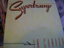 Supertramp In Canada 1979 Tour Program Book