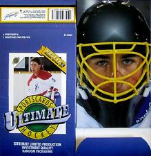 1991 Ultimate Sportscards Hockey Premier Edition - Empty Display Box - EXCELLENT