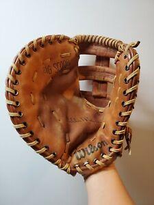 """Wilson """"Big Scoop"""" Eddie Murray Signature First Base Mitt - A2886 - 11"""" LH"""