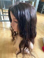 "Pizazz 360 Lace Frontal Wigs Human Hair~ Brazilian Virgin Body Wave Lace 22"""