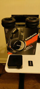 FREE SHIP SteelSeries Siberia 800 Gaming Headset Wireless CIB Excellent Shape