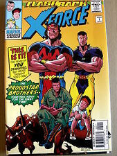 X-FORCE n°1 1997 ( Flashback)  ed. Marvel Comics   [SA11]