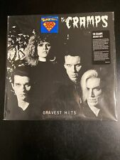 THE CRAMPS~GRAVEST HITS~LP~DPRLP69~ILLEGAL RECORDS~NUMBERED EDITION~2015