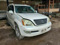 (NO SHIPPING) Rear Bumper With Trailer Hitch Fits 03-09 LEXUS GX470 146481