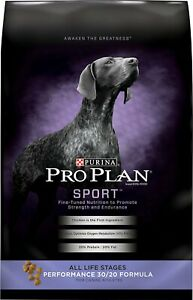 Purina Pro Plan Sport All Life Stages Performance 30/20 Formula 37.5-lb bag