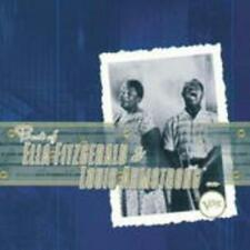 The Best Of Louis & Ella - Ella Fitzgerald And Louis Armstrong