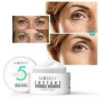 AuQuest 5 Seconds Wrinkle Remover Instant Face-Cream Skin Tightening Hydrating