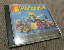 Hullabaloo Playschool CD 33 Sing-a-long Songs 1999 ABC For Kids Childrens Music