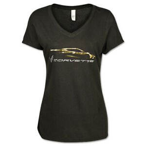 Corvette Racing Gesture T-Shirt Ladies
