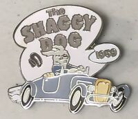 Disney Countdown To The Millennium The Shaggy Dog #69 1999 Lapel Hat Pin Pinback
