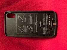 Apple iPhone X Battery Case Rechargeable 6000mAh L-ion SmartPhone Charge Cover