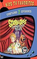 Scooby-Doo's Spookiest Tales, DVD, 2006, UPC 014764296227