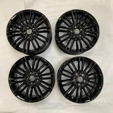 """Genuine 17"""" Mini Tentacle spoke Alloy wheels - professionally refurbished"""