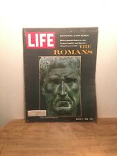 LIFE Magazine March 4, 1966 The Romans