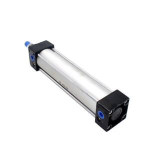 SC40x150 40mm Bore 150mm Stroke Single Rod Double Action Pneumatic Air Cylinder
