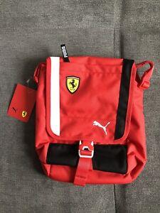 Puma Scuderia Ferrari Portable Schultertasche Umhängetasche