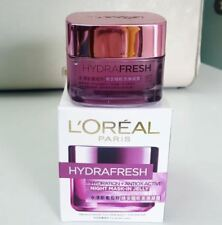 L'oreal hydrafresh Hydration + Antioxactive Night Mask In Jelly 50ml
