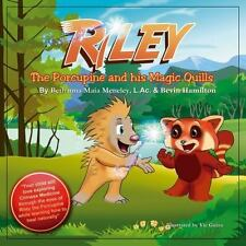 Riley The porcupine and his magic quills