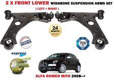 für Alfa Romeo Mito 955 2008->2 x vorne links rechts unterer Querlenker