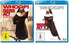 Blu-ray Sister Act 1+2 - Whoopi Goldberg - Neu/OVP (2-Disc-Set)