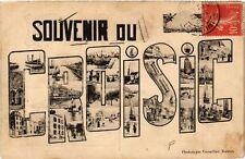 CPA  Souvenir du Croisic  (587488)