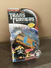 Transformers Dark Of The Moon Deluxe Comic Book -BUMBLEBEE Target Exclusive