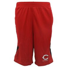 Cincinnati Reds Kids Youth Size Official MLB Shorts New With Tags