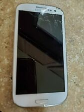 Samsung Galaxy S3 SIII SPH-L710 16GB Phone Not Working for Parts