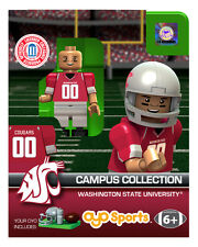 WASHINGTON STATE COUGARS CAMPUS COLLECTION #00 OYO MINIFIGURE BRAND NEW