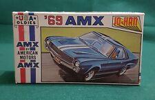 Vintage JO HAN 1969 AMX Model Kit #C-4639