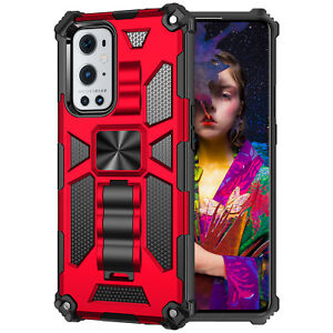 Case Heavy Duty Shockproof Kickstand Cover For OnePlus 9 Pro Nord N100 N10 5G
