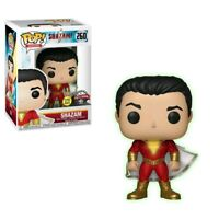 Shazam - Shazam Glow US Exclusive Pop! Vinyl [RS]-FUN36806