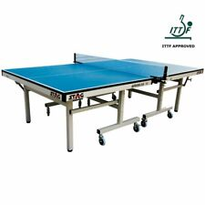Table Tennis Table | STAG | INDOOR AMERICAS-16 25MM TOP (ITTF APPROVED)