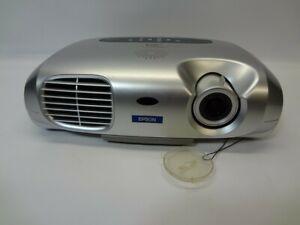 Epson Powerlite EMP-S1 400:1 1200 Lumens LCD Video Projector w/Lamp *No Remote*