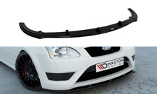 FRONT DIFFUSER (GLOSS BLACK) FORD FOCUS MK2 ST PREFACE (2004-2007)