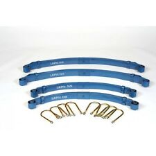 Land Rover Short Wheel Base - Series 2, 2A and 3 parabolic leaf spring kit