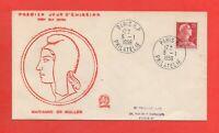FDC 1959 - Marianne de Muller  (686)