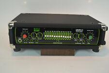 Trace Elliot AH600-12 Bass Amplifier 600 Watts W/Case Japan Spec 100 Volt