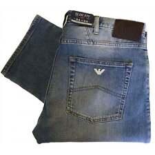Cotton Faded ARMANI Jeans for Men