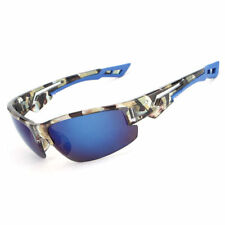 7df5e881ebe Men s POLARIZED Camouflage Sports Sunglasses Hunting Fishing UV400 Camo  Eyewear