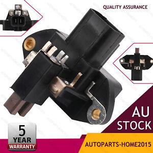 Voltage Regulator RE72 For Alternator For Holden Corolla Toyota Mitsubishi Black