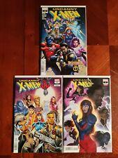 Marvel Comics Uncanny X-men #1 11 (620 630) Variants 5 Comic Book Lot