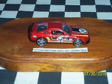 Hot Wheels:Custom Key Chain,2012 Mustang Boss 302 Red Metallic Laguna Seca 1:64