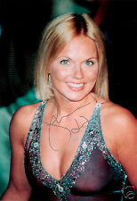 GERI HALLIWELL AUTOGRAPH SIGNED PP PHOTO POSTER