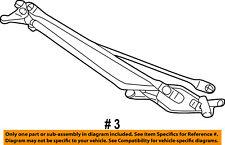 FORD OEM 02-07 F-350 Super Duty-Windshield Wiper Motor 8C3Z17508D