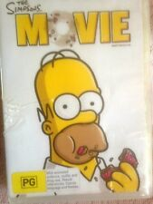 The Simpsons - The Movie (DVD, 2007) *USED *