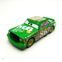 Disney Pixar Cars No.86 Chick Hicks Metal 1:55 Diecast Car Vehicle Toy /Loose