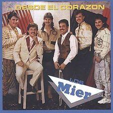 Mier : Desde El Corazon CD